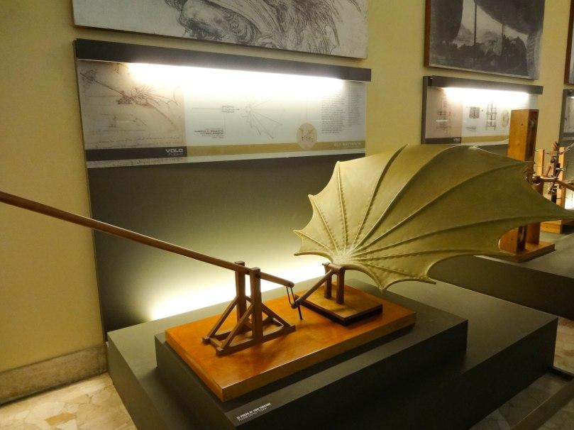Invenção de Leonardo da Vinci