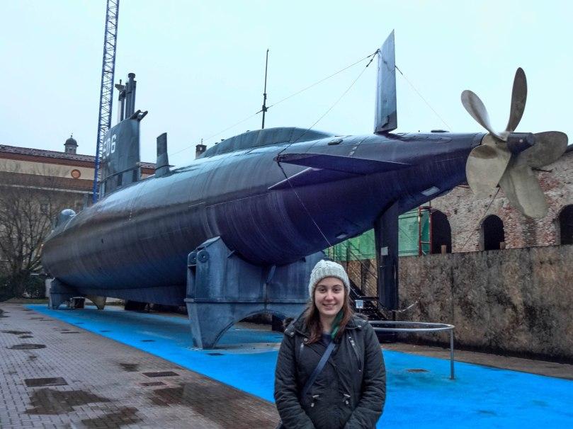 Submarino Erico Toti