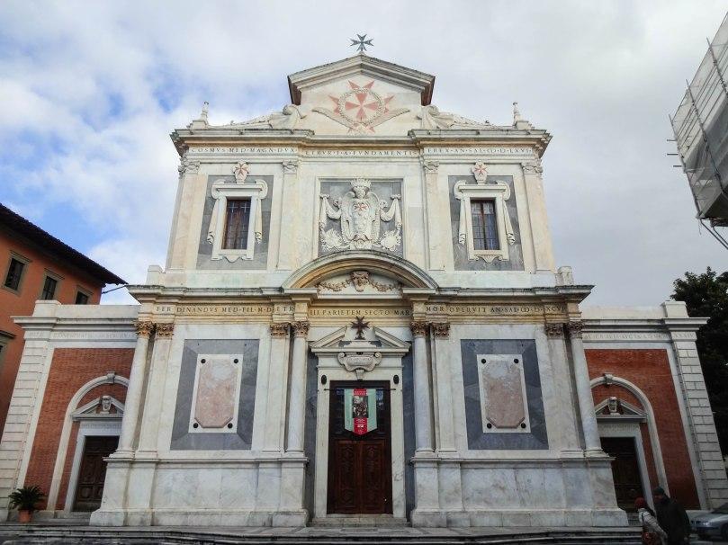Igreja de Santo Stefano dei Cavalieri