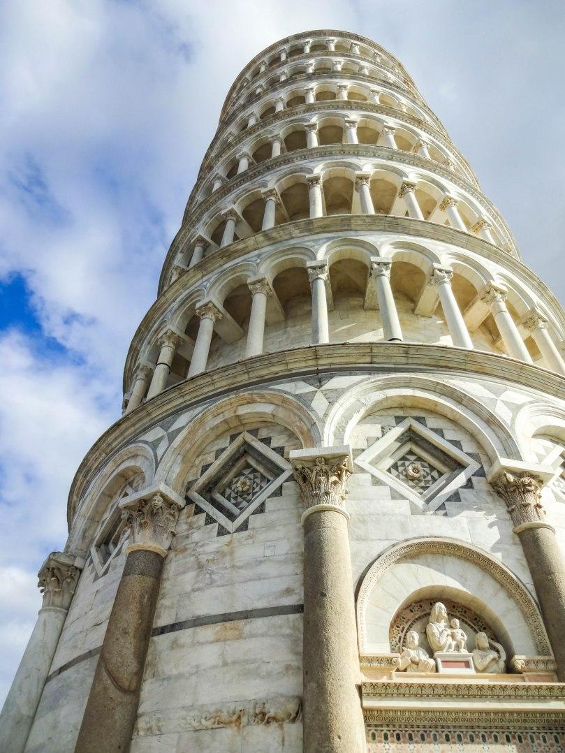 Torre vista da base