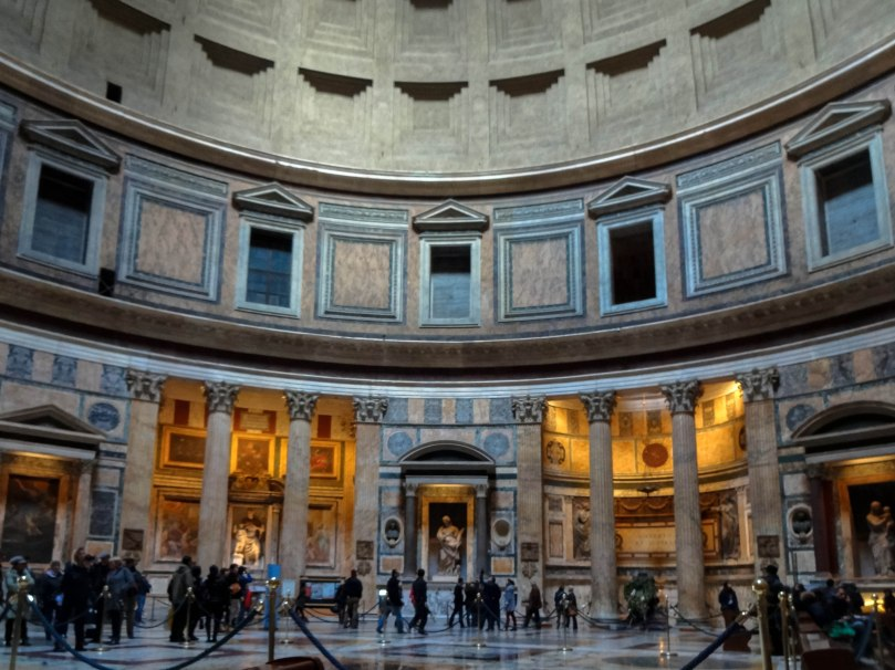 Interior - Pantheon