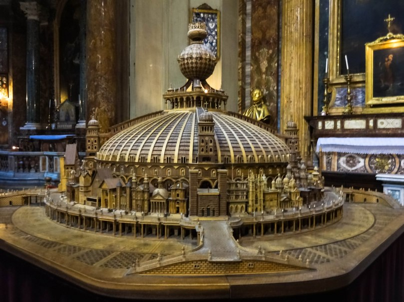 Magnificência e Religião -  Igreja de Santo Inácio de Loyola