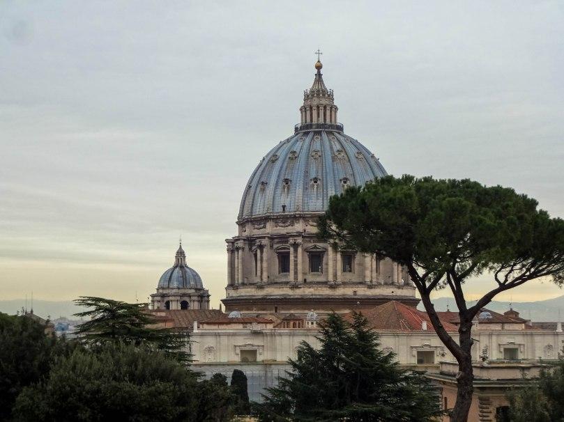 Domo da Basílica de São Pedro